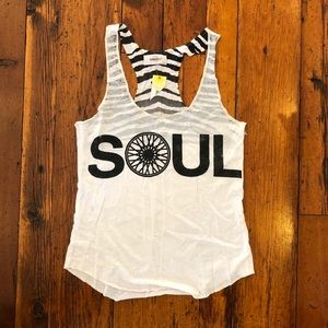 NWT SoulCycle Tank Top